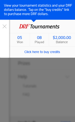 Drf Tournaments Horse Racing Handicapping Contests